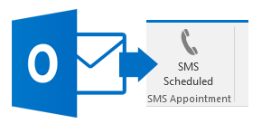 Send SMS directly from Outlook!